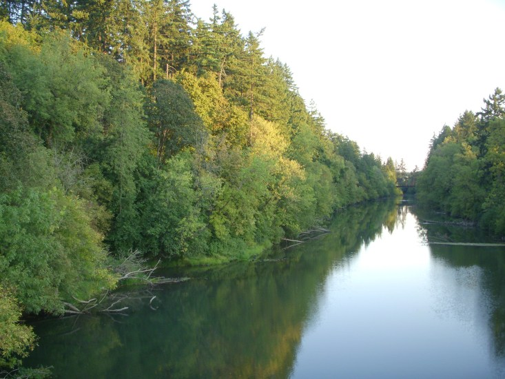 Tualatin River Tigard, Oregon