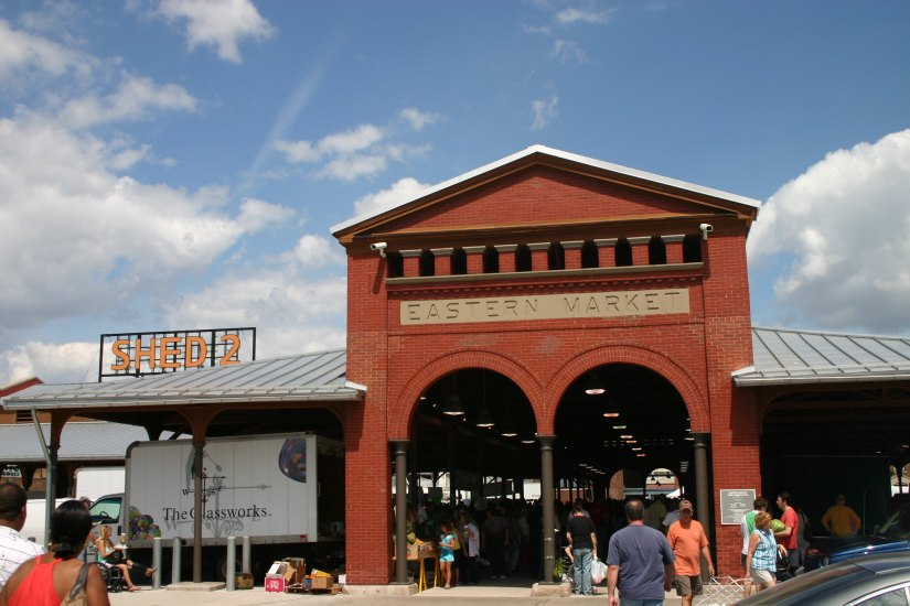 The Eastern Market is one of the most buzzing places in Detroit this weekend and we highly recommend it to you.
