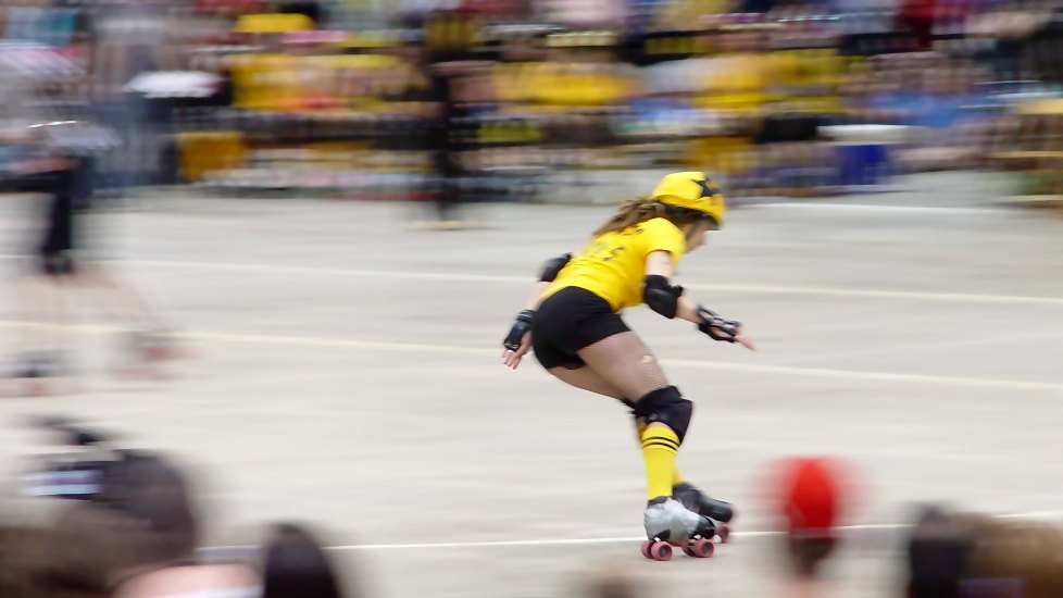 Indy is home to the Naptown Roller Derby where you can watch the roller derby girls perform all the cool skating stuff.