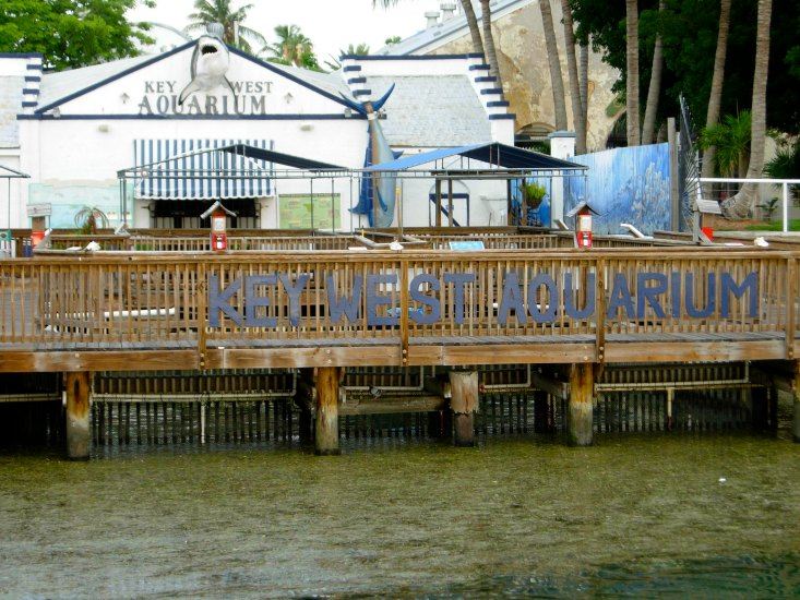It is a public aquarium in Key West, Florida.