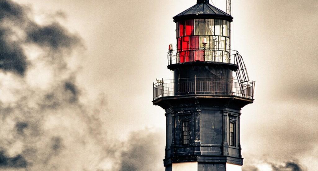 lighthouse at Cape Henry, Virginia Beach