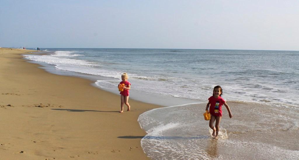 Sandbridge Beach is a coastal community of Virginia Beach