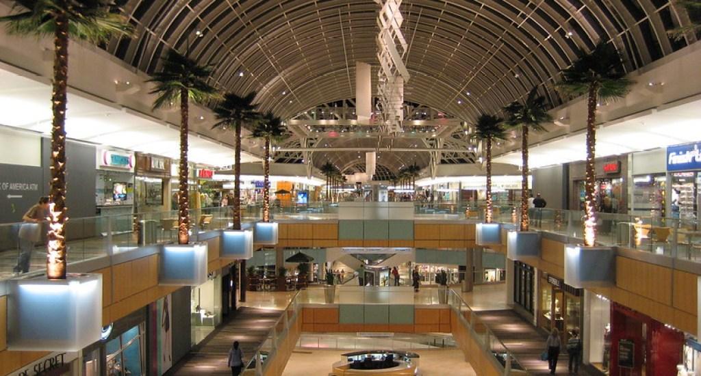 Galleria Mall in Dallas