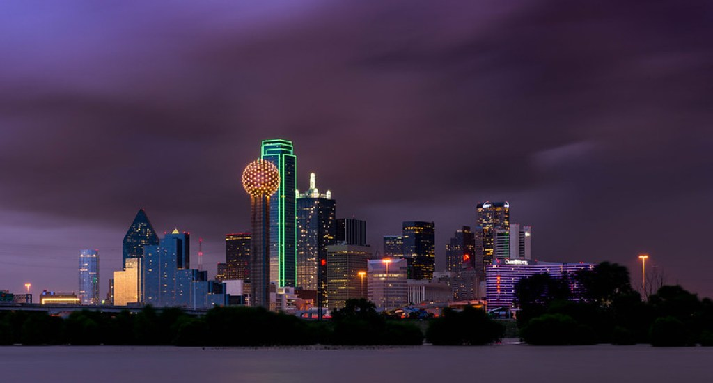 Dallas is a contemporary cosmopolitan city