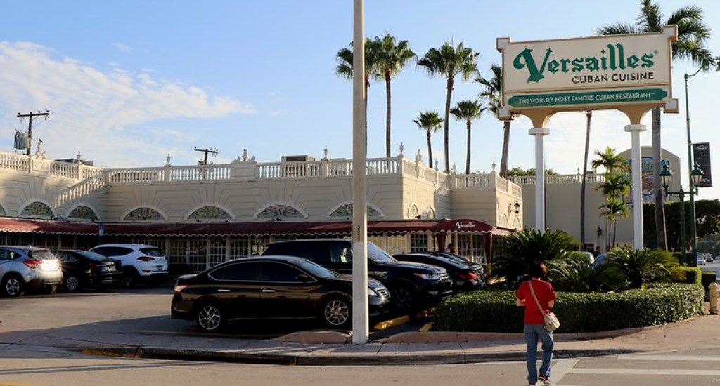 Versaille Restaurant Little Havana
