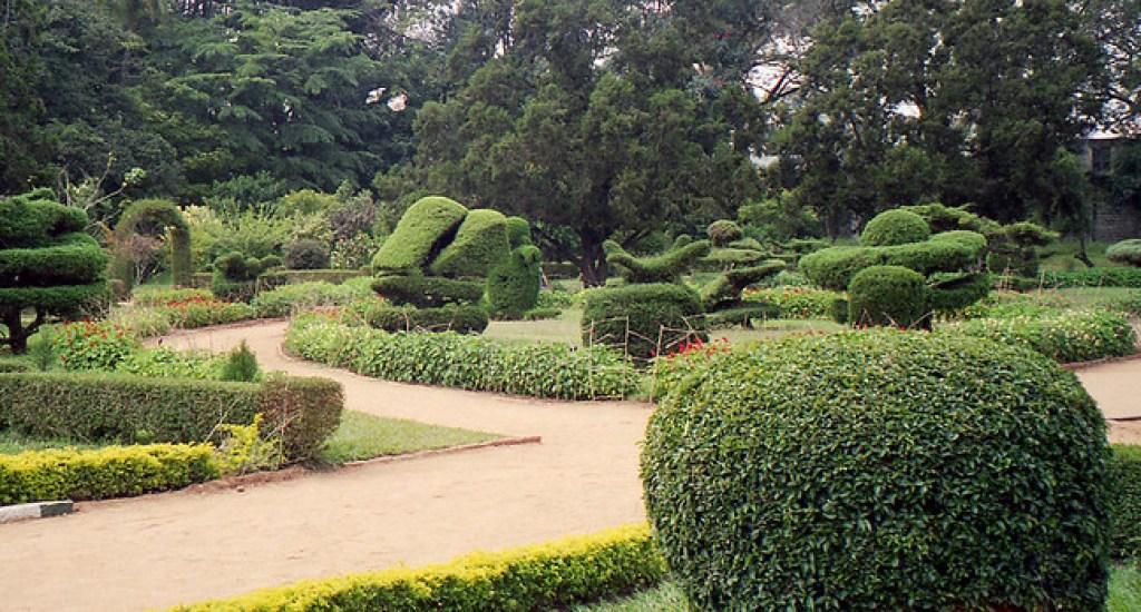 Lalbagh Botanical Garden, Bangalore