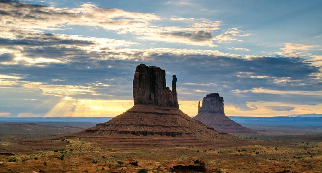 Located on the border of Arizona and Utah