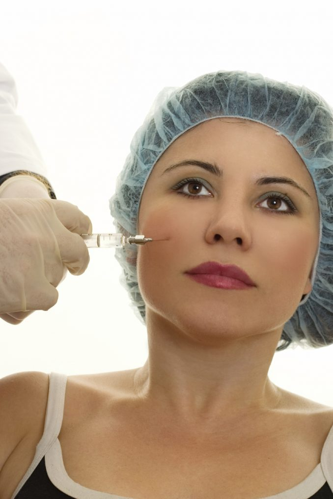 Collagen Injection