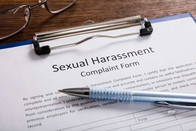 Sexual Harassment Complaint Form-iStock-853927468