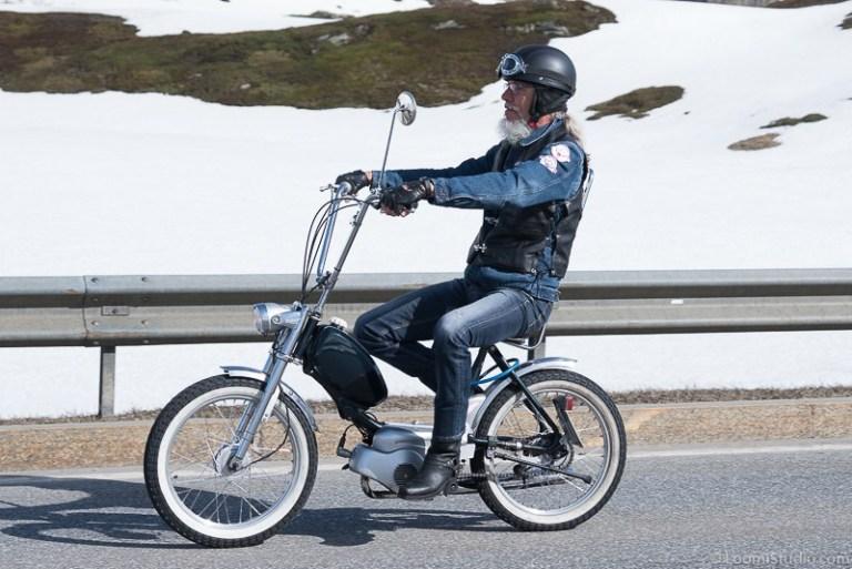 Bénédiction des motards - Col du Simplon