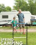spring camping checklist