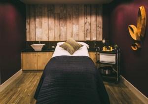 The Retreat Spa treatment room