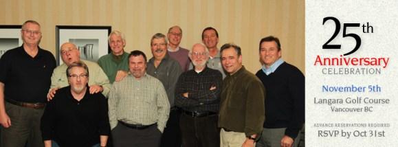 Club members at AGM 2011 :: The LOONS Flyfishing Club