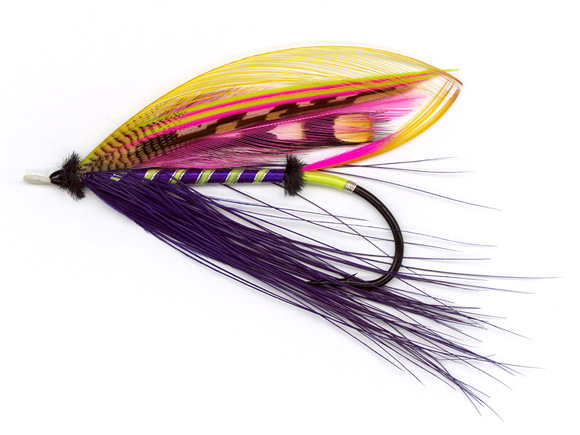 'Neon Mad Dog' by Chris J. Wesson :: The LOONS Flyfishing Club