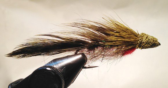 Matuka Sculpin by Chris J Wesson :: The LOONS Flyfishing Club