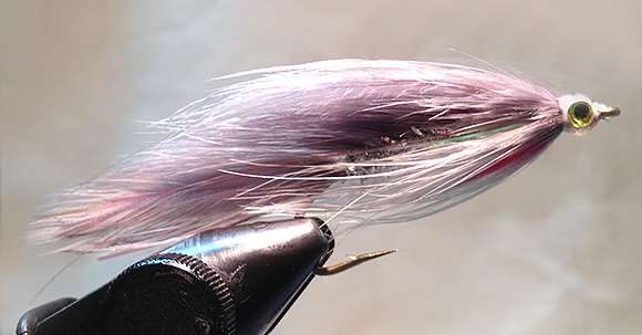 McCloud Stickleback by Chris J Wesson :: The LOONS Flyfishing Club