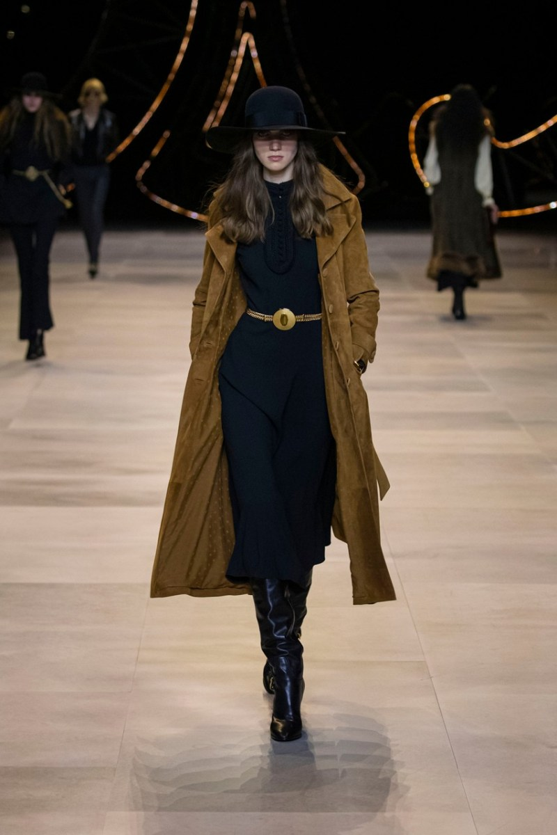 CELINE 2020AW Collection.