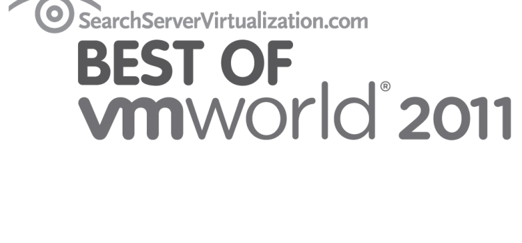 best of vmworld 2011