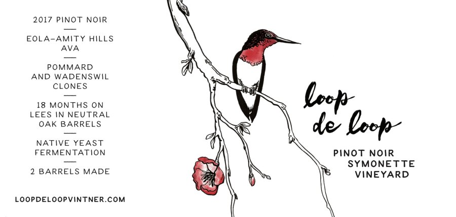 Pinot Noir Bird