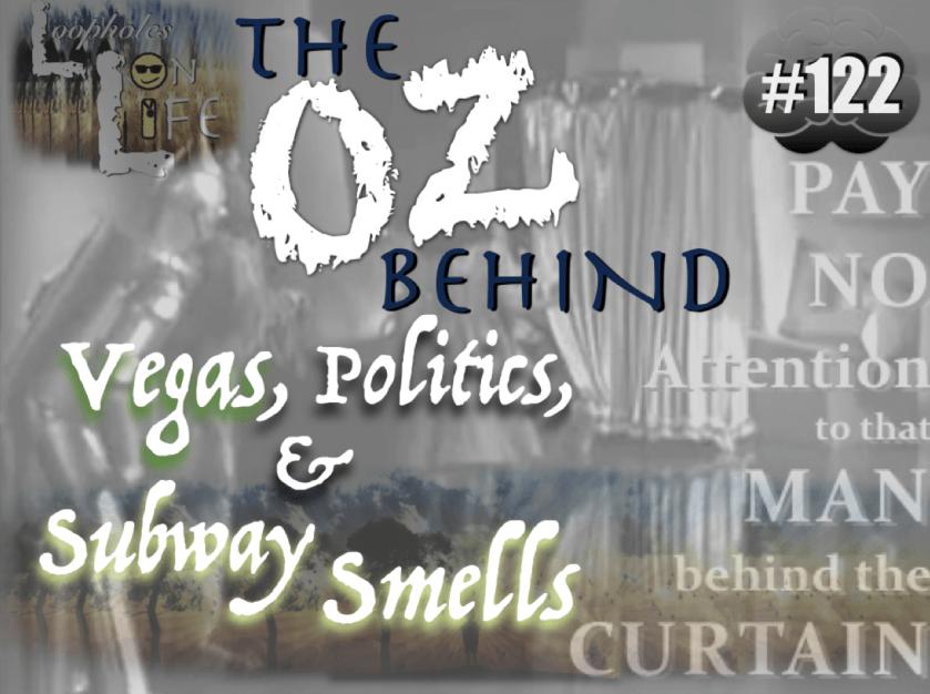 Who is really behind Vegas gambling, US Politics, and New York City Subway Smells?!
