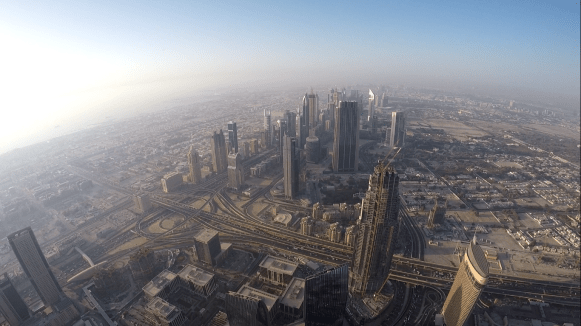 Downtown Dubai - Day