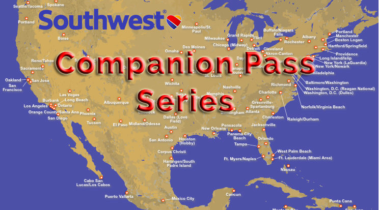 Companion Pass Series