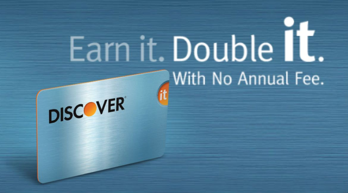 Discover Double Cash Back