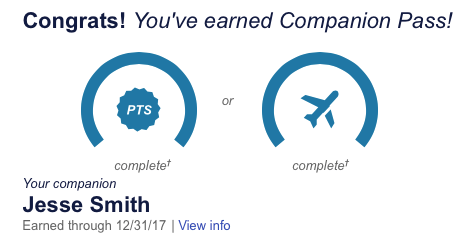 get the southwest companion pass 1