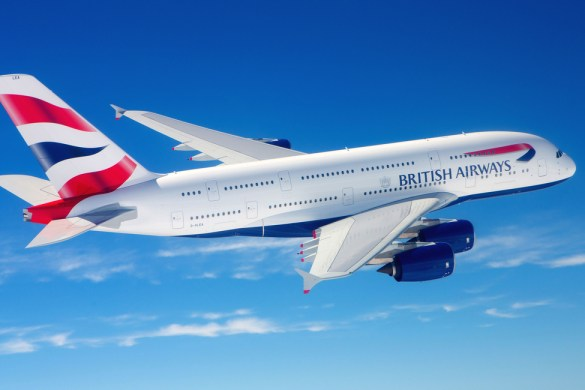 british-airways-plane-in-sky