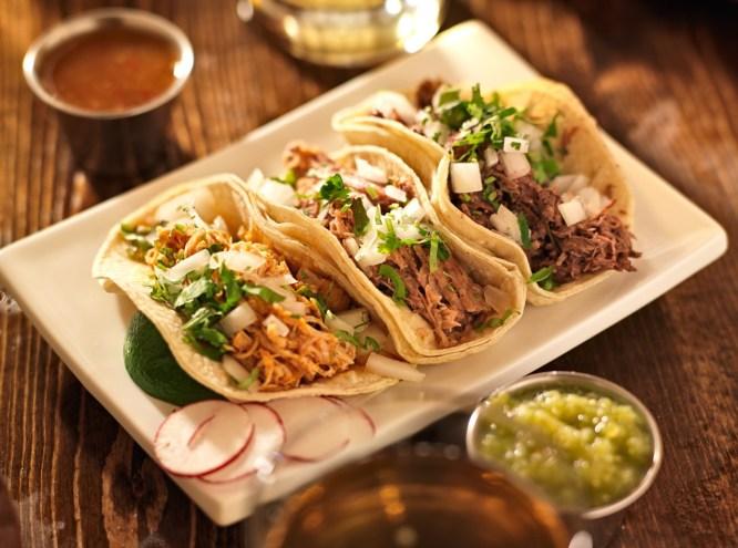 Tacos at Chacos
