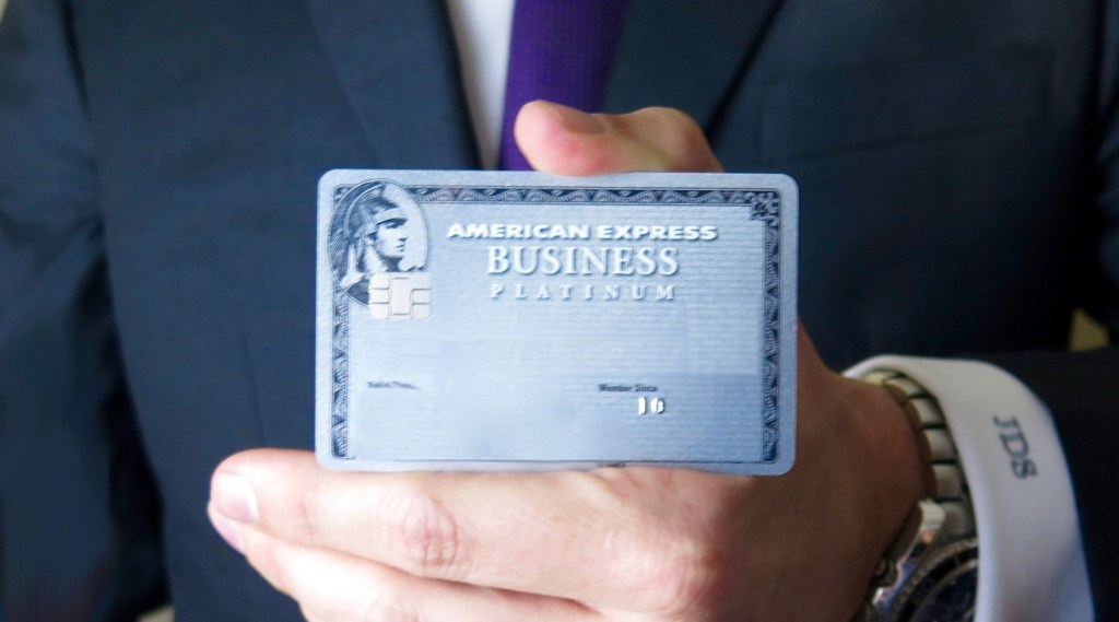 LIMITED TIME - Amex Business Platinum 100,000 Points