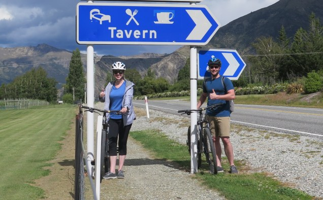 No Sweat Biking Through Queenstown Wineries