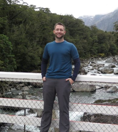 Layering for Warmth in Fiordland National Park