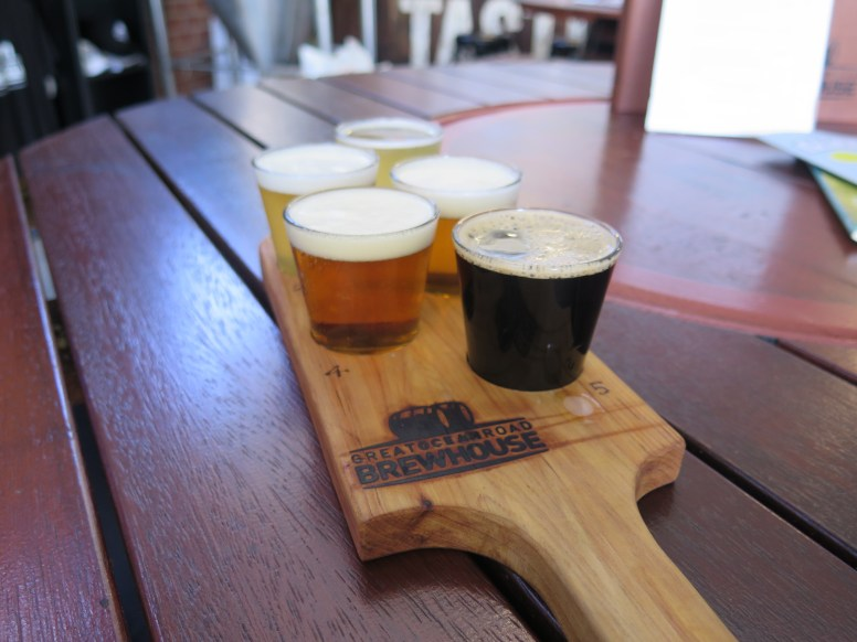 Great Ocean Road Brewhouse Flight