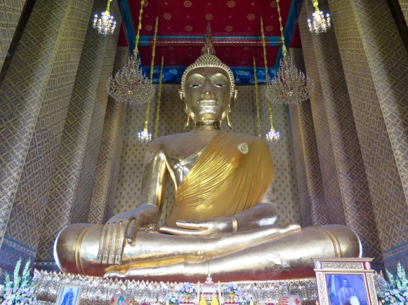 Enormous Seated Buddha