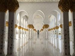 Grand Mosque Pillars
