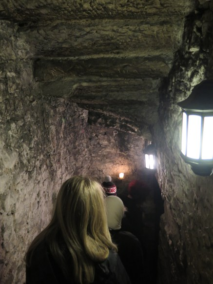 Descending into the Vaults