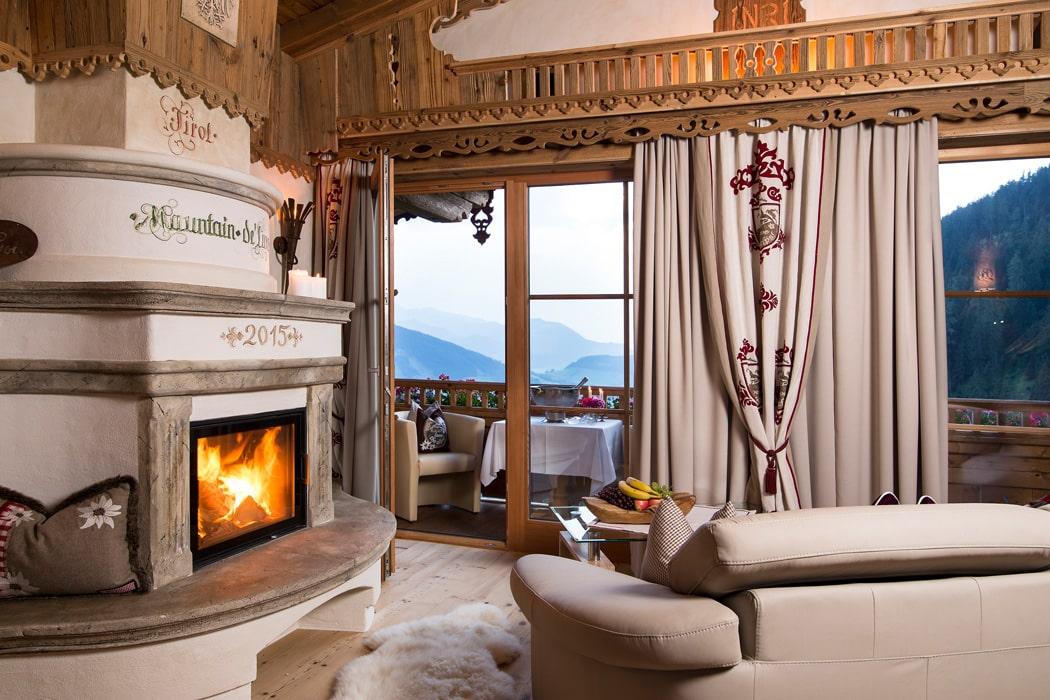 Luxus-Chalet Bischofer Alm in Tirol
