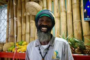 heilendes Essen auf Jamaika