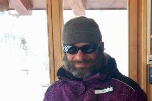 Speeddating mit John, Liftwärter im Skigebiet Les Diablerets