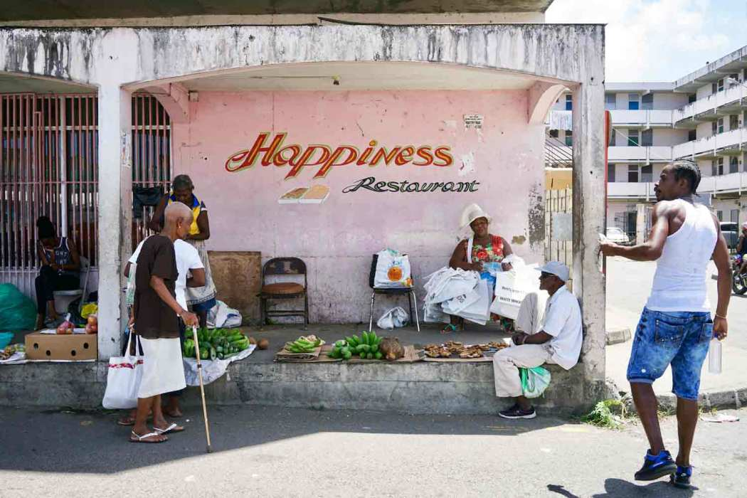 Saint Lucia Insel in der Karibik