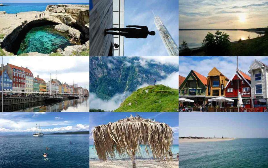 Empfehlungen für den Sommerurlaub