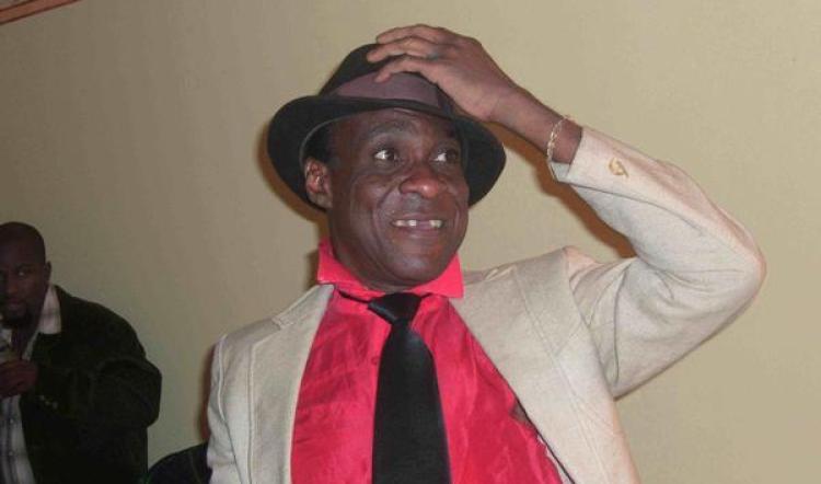 Le comédien Papa Pyè de son vrai nom Jean Claude Joseph. Crédit photo : Kreyolicous.