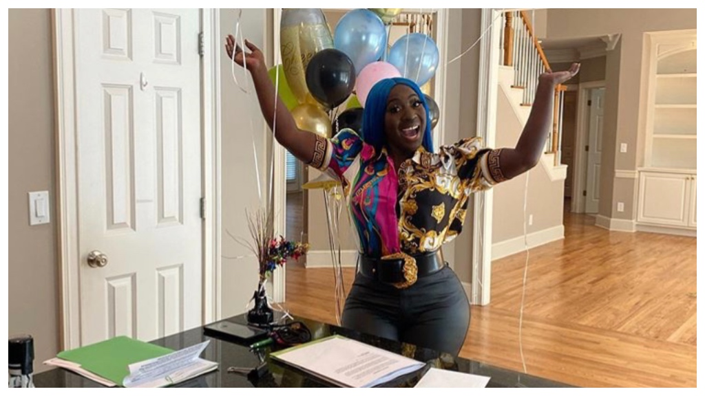 Spice Celebrates Her Birthday With New Home Purchase In Atlanta Loop Barbados