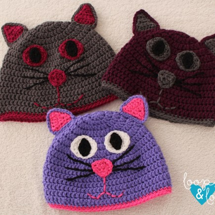Kitty Beanies