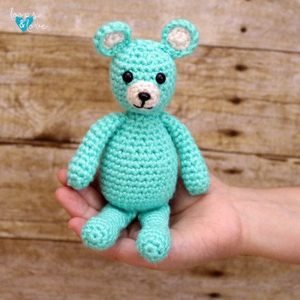 Mini Bear Amigurumi