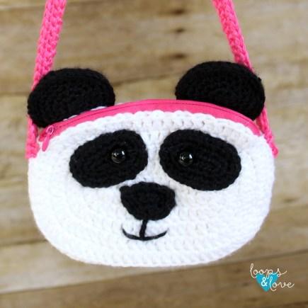 Panda Purse