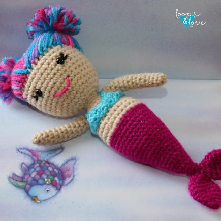 Mermaid Amigurumi
