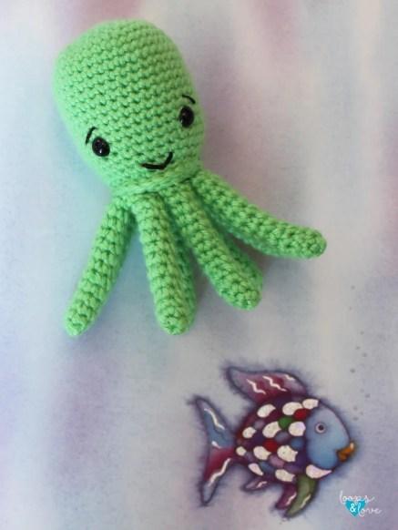 Amigurumi Ocean Friends Loops & Love Crochet