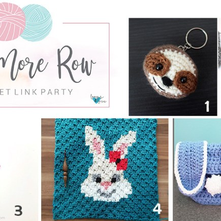 41d16784adc One More Row – Free Pattern Link Party  5